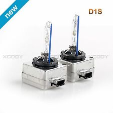 2pcs OEM D1S 35W HID Headlight  Replacement Front Light Lamp Bulbs 6 Color New