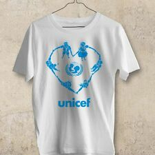 Unicef Logo Classic T-shirt tee Size S to 3XL