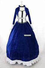 H-0 Made to Measure Bioshock Infinite Elizabeth Cosplay Costume Dress Bolero