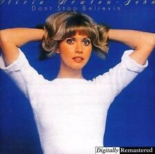 Don't Stop Believin - Olivia Newton-john New & Sealed Compact Disc Free Shipping