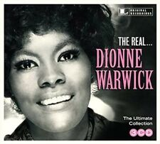 Real Dionne Warwick - Warwick,Dionne New & Sealed CD-JEWEL CASE Free Shipping