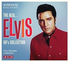 Real-the 60s Collection - Presley,Elvis New & Sealed CD-JEWEL CASE Free Shipping
