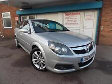 Vauxhall Vectra 1.9CDTi (120ps) SRi Petrol Manual Hatchback Silver 2008 (58)