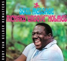 Soul Message - Holmes,Richard Groove New & Sealed LP Free Shipping