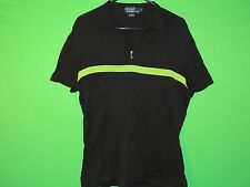 Polo Ralph Lauren Men's Size M Medium Lightweight Half Zip Polo Shirt AS IS