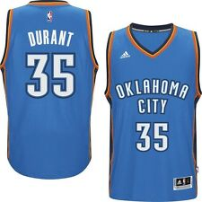 #35 Kevin Durant OKC Thunder Adidas Swingman NBA jersey 100% authentic XL