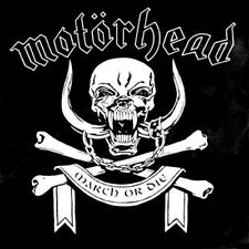 March or Die - Motorhead New & Sealed CD-JEWEL CASE Free Shipping