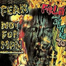 Fear Not for Man - Fela Kuti New & Sealed LP Free Shipping