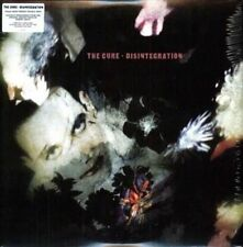 Disintegration: Remastered (uk Pressing) - Cure New & Sealed LP Free Shipping
