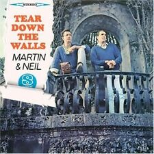 Tear Down the Walls - Neil/Martin New & Sealed LP Free Shipping