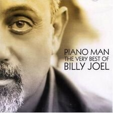 Piano Man:very Best of Billy Joel - Billy Joel New & Sealed Compact Disc Free Sh