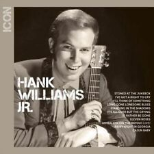 Icon:hank Williams Jr - Hank Jr. Williams New & Sealed Compact Disc Free Shippin