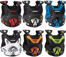 Thor MX Sentinel GP Chest / Roost Guard Protector Deflector Motocross ATV