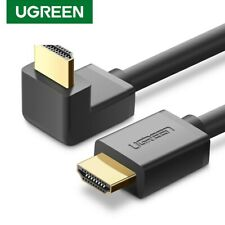 Ugreen HDMI To HDMI Male Adapter Cable With Ethernet for PS3 Laptop 1080P 4K*2K