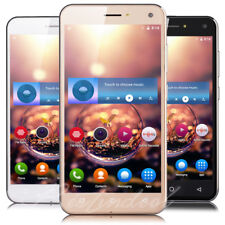 "LUXURY 5.0"" Android 5.1 Mobile Smart phone 2Sim Quad Core WiFi 3G GPS Unlocked"