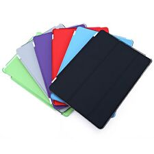 Slim Flip Detachable Leather Smart Stand Hard Case Cover For iPad Air IAU