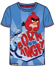 ANGRY BIRDS Summer Kids T-Shirts Angry Bird Tee Shirt Holiday Top