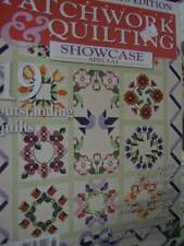 Australian Patchwork & Quilting Annual/Yearbook/Showcase Magazine Your Choice