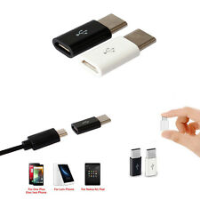 USB3.1 Type C Male to Micro USB 2.0 OTG 5Pin Female Data Adapter Cable Converter