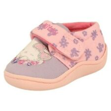 Girls Hello Kitty Slippers The Style Pretty Flowers -W