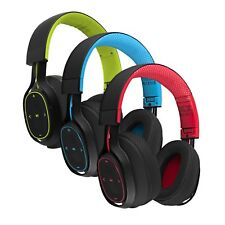 BlueAnt PUMP Zone Wireless Bluetooth HD On-Ear Headphones w/ NFC Pairing
