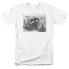 """The Three Stooges """"Curly For President"""" White T-Shirt or Tank - Adult, Child"""