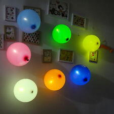 Wholesale Mixed Colors Helium Air LED Balloons Wedding Light Up Decoration Party