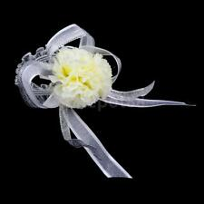 Wrist Corsage Flower Bracelet Bridal Wedding Prom Party Favor Flower Girl Gift