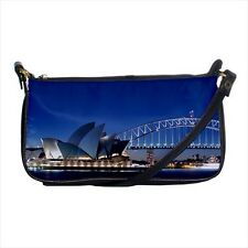 Sydney Australia Mini Coin Purse & Shoulder Clutch Handbag