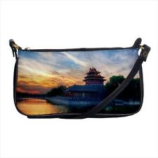 Beijing China Mini Coin Purse & Shoulder Clutch Handbag