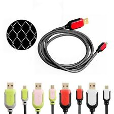 5FT High Speed Micro USB Charger Charging Sync Data Cable Cord For Cell Phone