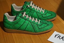 "MAISON MARTIN MARGIELA  ''Lizard FLUO  "" Limited edition Future SNEAKERS"