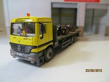Freightliner OO Gauge Truck / Lorry With Load, Code 3 Diecast Oxford / Cararama