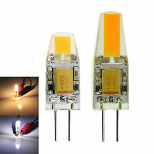 Wholesale Dimmable G4 LED AC/DC 12V COB Light 3W 6W High Quality COB Lamp Bulb