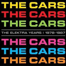 Elektra Years 1978-1987 - Cars New & Sealed LP Free Shipping