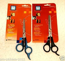"Yosan 6-1/2"" Professional Hairstyling Cutting Shears Scissors ST3044 ST3071"