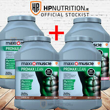 4 x 990g  = 3960 Maximuscle Promax Diet Lean Protein | FREE DELIVERY