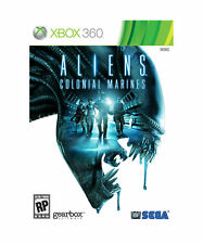 Aliens Colonial Marines Xbox 360 Game  Brand New - Fast Ship - In Stock
