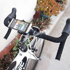 Heavy Duty Bicycle Bike Motorcycle Phone Mount Clip Holder For HTC M7 / M8 / M9