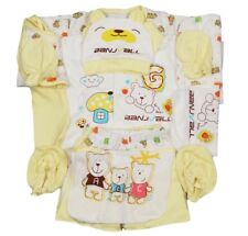 18pcs Newborn Baby Cute Bear Clothes Girls Boys Clothing Set infant Outfits Suit