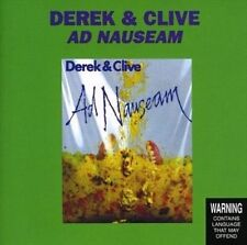 Ad Nauseam - & Clive Derek New & Sealed Compact Disc Free Shipping