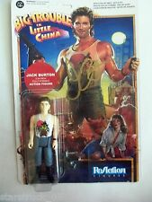 JOHN CARPENTER SIGNED JACK BURTON FIGURE BIG TROUBLE LITTLE CHINA KURT RUSSELL