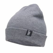 UNISEX 'TRUE' BEANIES / SKULLIES - WARM COTTON STREETWEAR