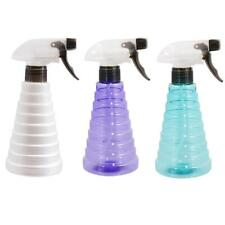 Plastic Hair Salon Hairdressing Spray Bottle Flowers Plants Hairspray Sprayer