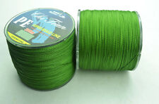 New 300m-1000m Super Strong Dyneema Spectra PE Braided Sea Fishing Line 12-140LB