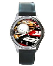 Roulette Gambling Casino Round & Square Leather Strap Watch