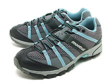 Montrail Mountain Masochist II Women Running/Trail, Black/Gray/Blue, GL2141-063