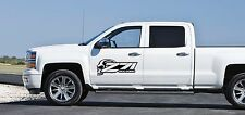 2 X CHEVY Z71 OFF ROAD CHEVROLET graphics vinyl body decal stickers