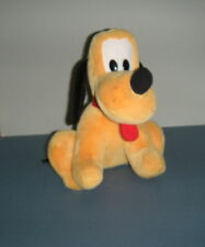 "Walt Disney World Magic Kingdom Pluto Plush Dog Animal 11""  Boys & Girls 3 +"