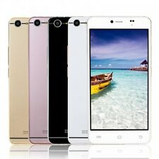 """5"""" Android 5.1 Quad Core 3G Smart Phone Unlocked 2Sim Cellphone AT&T GPS WIFI"""